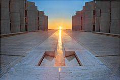 Louis Kahn - Instituto Salk