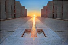 Salk Inst. - Louis Kahn