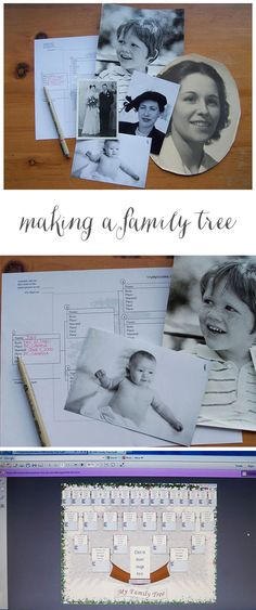 Great tips and resources for creating family trees. A wonderful way to explore history...
