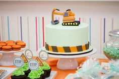 Hostess with the Mostess® - Construction Party