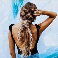 Pretty hair do hairstyle