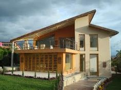 diseño casas guadua - Buscar con Google