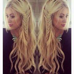 Gorgeous braid!