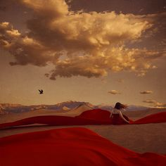 the valley of life by brookeshaden
