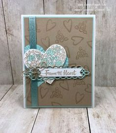 Stampin' Up! Heart Happiness Petal Palette | Stamps – n - Lingers