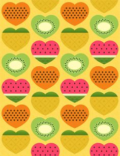 Daniela Massironi - hearts_fruit_pattern.jpg