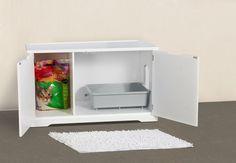 Top 10 Ingenious Ways to Hide Your Cat�s Litter Box