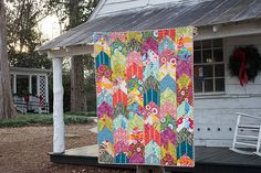 Arrow Tail Quilt free pattern