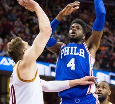 NBA Trade Rumors: Cleveland Cavaliers, Nerlens Noel