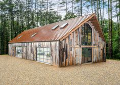 Watkins Hobby Barn | Form & Function Architecture