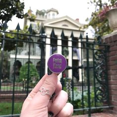 Repost @lanternpins  Loved taking my pin to visit its home! What's your favorite attraction? . . . . . . . . . . #lanternpins #halloween #haunted #hauntedmansion #dlr #disneypin #disneyland #disneybound #ghosthost #ghoststyle #goth #batsday #999happyhaunts  #999 #hauntedhouse #wdw #waltdisneyworld #spooky    (Posted by https://bbllowwnn.com/) Tap the photo for purchase info.  Follow @bbllowwnn on Instagram for the best pins & patches!