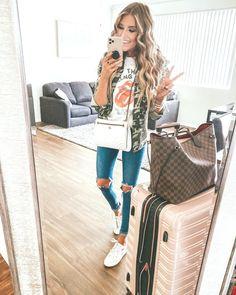 Peace out AZ Unterwegs nach Cali für eine Woche für einen lustigen Roadtrip mit meinen Babes & Ee Roadtrip, Louis Vuitton Neverfull, Cali, Tote Bag, Hair Styles, Fashion, Funny, Hair Plait Styles, Moda