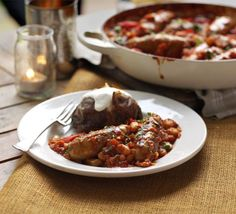 This comforting casserole is a real crowd-pleaser, great served with jacket potatoes on Bonfire Night