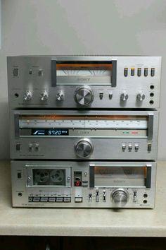 Recording Equipment, Audio Equipment, Radios, Sony Speakers, Retro, Audio Room, Sound & Vision, Hifi Audio, Boombox
