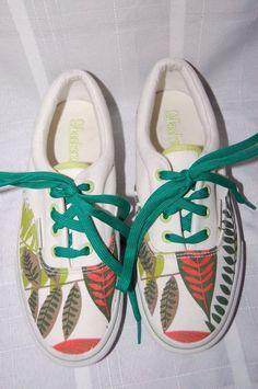 Skechers Sneakers Cali Floral Tennis Shoes 6.5 NICE!! #SKECHERS #FashionSneakers