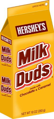 Milk Duds Made with Chocolate and Car... (bestseller)
