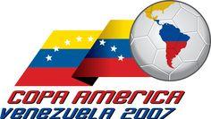 Logotipo Copa América 2007