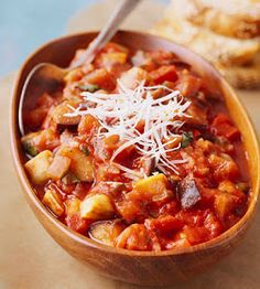 Vegetarian Crockpot Meals: Vegetarian Curry