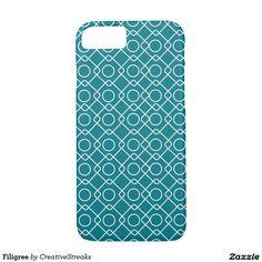 Filigree iPhone 7 Case