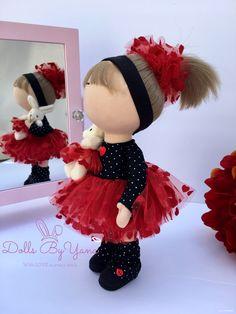 Doll Patterns Free, Crochet Toys Patterns, Crochet Dolls, Pretty Dolls, Cute Dolls, Beautiful Dolls, Doll Making Tutorials, Pink Doll, Fabric Toys