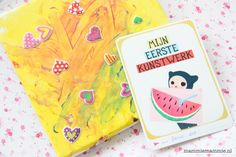 Review | Milestone Junior Cards & Baby Cards Twins - mammiemammie.nl