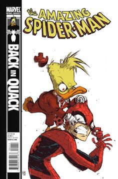 Howard the Duck & Spider-Man