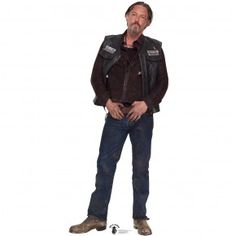 Sons of Anarchy Filip 'Chibs' Telford Cardboard Stand-Up