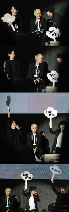 SHINee-I think this is from when I saw them. ❤️