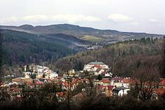 Luhacovice, Czech Republic