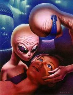 aliens- Had an experience in Santa Fe, New Mexico that I thought was a dream but the shoulder pain I had disappeared.