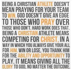 bible verses for athletes   Google Search | Sports/Coaching