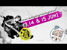 Swingin Groningen 13, 14 en 15 juni