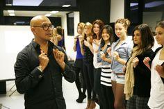 Fashion Poses Basic Vitoria en la agencia de modelos M Class Models,