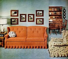 kroehler 1957. But mostly, COUCH!