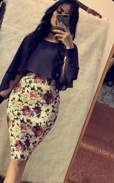 Teenage Girl Photography, Floral, Skirts, Outfits, Fashion, Dog, Moda, Suits, Skirt