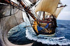 the Swedish ship Götheborg