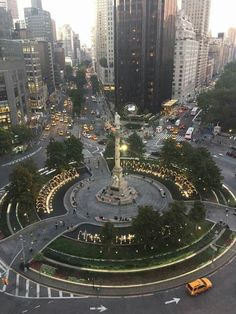Columbus Circle | New York..