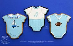 For a baby boy
