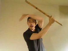 ▶ #martialarts -More Intermediate Stick #Fighting 101 - YouTube