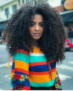Pin on Hair looks♀️ Uhair Brazilian Virgin Hair Kinky Curly 3 Bundles With Lace Closure Unprocessed Human Hair Afro Hair Style, Curly Hair Styles, Natural Hair Styles, Long Hair Tips, Pelo Afro, Glossy Hair, Scene Hair, Smooth Hair, Curly Girl