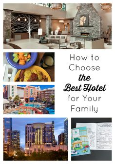 Choosing the best hotel for your family is one of the most important decisions to make when planning a vacation. Consider these 10 factors for your booking.