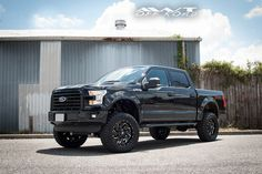 "2016 Ford Motor Company Ford F-150 complete with new 20"" Fuel Offload CLEAVER…"