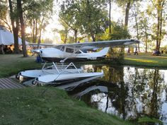 Seaplane - One of the best-kept secrets at AirVenture is the seaplane base on Lake Winnebago