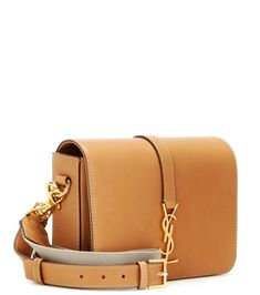 51523488b2 Saint Laurent - Monogram Université Medium leather shoulder bag