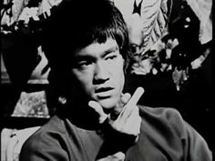 CHINESE ACCENT. Bruce Lee. Martial artist and actor Bruce Lee was born in SanFrancisco, CA, and raised in Kowloon, China until age 18.
