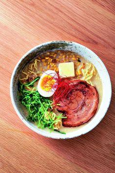 Miso-Ramen | Frankfurter Kochbuchrezensentin Foodblogger, Vietnam, Thailand, China, Japanese, Vegan, Ethnic Recipes, Cooking, Thanks