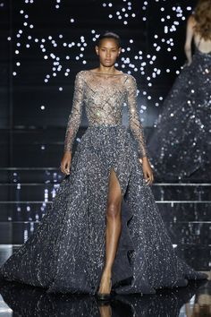 Pin for Later: The 37 Runway Moments You Need to See From Couture Fashion Week Zuhair Murad