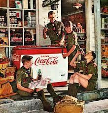 norman rockwell coke ads - Google Search