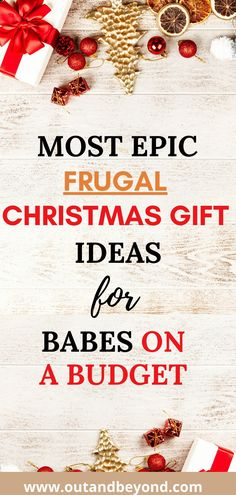 The best Christmas gift ideas for an epic holiday on a budget for everyone, who is trying to be frugal during the winter days! #christmasgifts #diychristmasgifts #giftideas #christmas #frugalliving #savingmoneytips Frugal Christmas, Best Christmas Gifts, Holiday, Living Simple Life, Simple Life Hacks, Money Plan, Saving Money, Saving Tips, Save Money On Groceries
