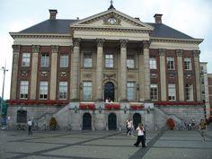 #Stadhuis, #Grote Markt, #Groningen